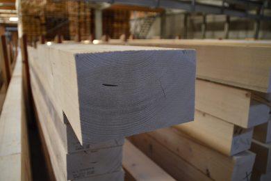 Konstruktionsvollholz / Duobalken